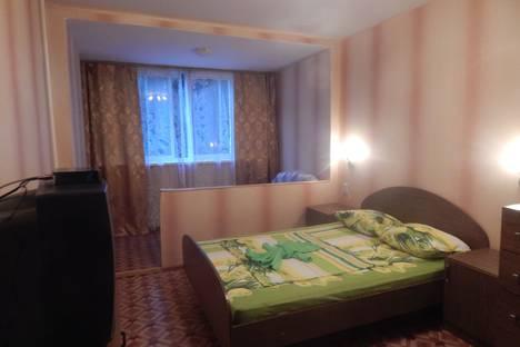 Сдается 2-комнатная квартира посуточно в Сочи, Комсомольская улица, дом 11.