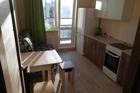 Сдается 1-комнатная квартира посуточно, Санкт-Петербург, Воронцовский бульвар, д.11 к. 1.