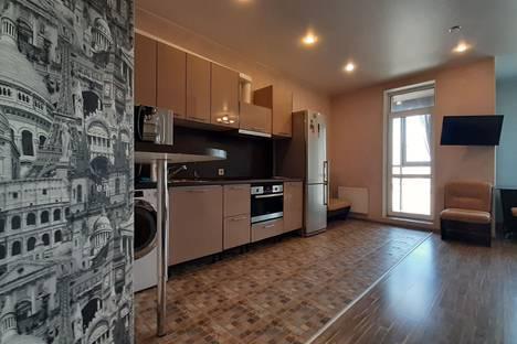Сдается 1-комнатная квартира посуточно, Выборгское шоссе, 17 корпус 1.