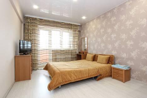 Сдается 1-комнатная квартира посуточно в Иркутске, улица Лызина, 34.
