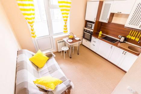 Сдается 1-комнатная квартира посуточно в Нижнем Новгороде, улица Бурнаковская, 55.
