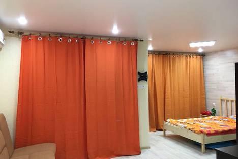 Сдается 1-комнатная квартира посуточно в Адлере, Большой Сочи, улица Худякова, 7.