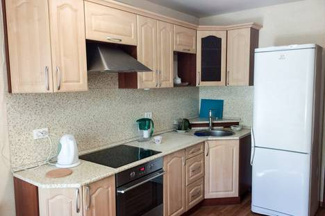 Сдается 1-комнатная квартира посуточно в Новосибирске, улица Толбухина, 19.
