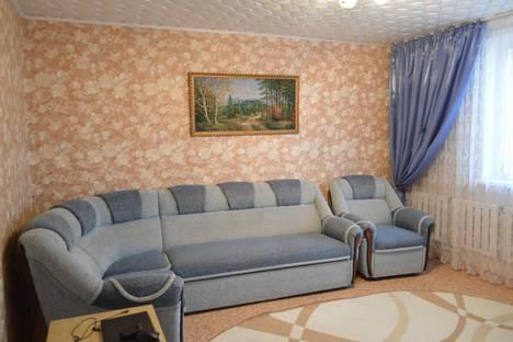 Сдается 2-комнатная квартира посуточно, Алтайский край,квартал В, дом 7.