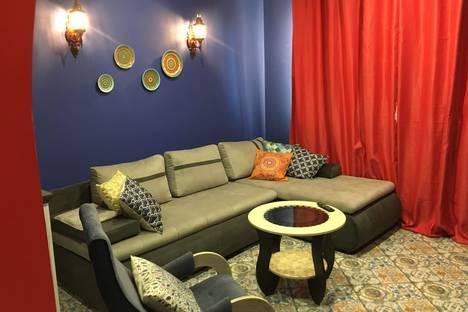 Сдается 1-комнатная квартира посуточно, улица Карамзина 36.