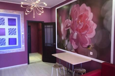 Сдается 1-комнатная квартира посуточно, ул Бамбуковая 42/а.