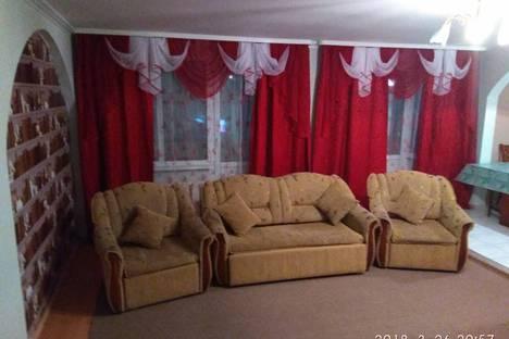 Сдается 4-комнатная квартира посуточно в Оренбурге, улица Восточная, 31.