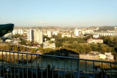 Сдается 2-комнатная квартира посуточно, T'bilisi, Vakhtang Bochorishvili Street, 37.
