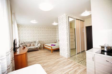 Сдается 1-комнатная квартира посуточно в Барнауле, улица Молодежная, 59.