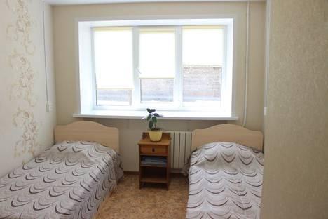 Сдается 2-комнатная квартира посуточно в Самаре, улица Николая Панова, 6А.