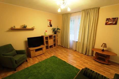 Сдается 2-комнатная квартира посуточно в Алматы, улица Байтурсынова, 85/105.