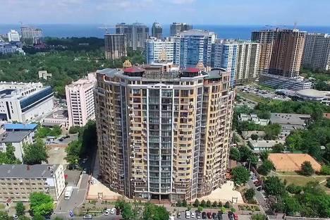 Сдается 2-комнатная квартира посуточно в Одессе, Одеса, Тіниста вулиця, 9/12.