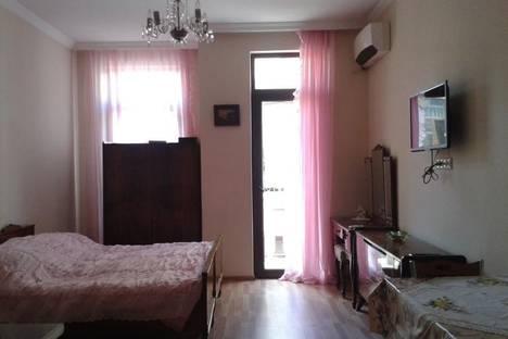 Сдается 1-комнатная квартира посуточно в Батуми, Batumi, Vakhtang Gorgasali Street, 9.