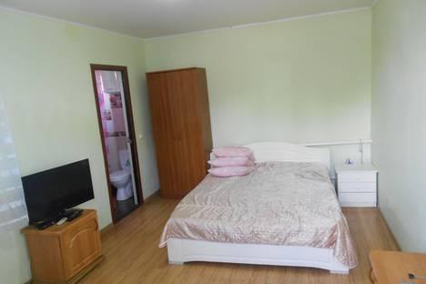 Сдается 1-комнатная квартира посуточно, улица Пионерская, 47.