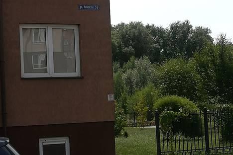 Сдается 1-комнатная квартира посуточнов Калининграде, улица Римская, 24.