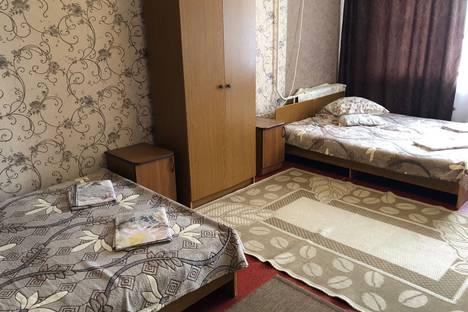 Сдается 1-комнатная квартира посуточно в Сочи, улица Победы, 110.