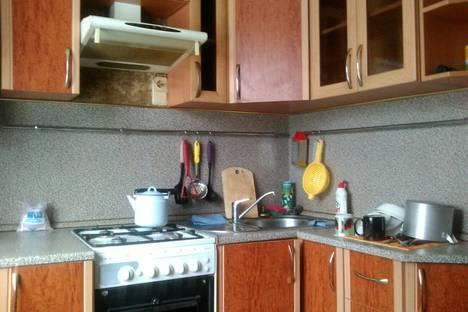 Сдается 2-комнатная квартира посуточно в Рязани, Высоковольтная улица, 27.