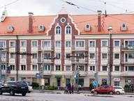 Сдается посуточно 2-комнатная квартира в Калининграде. 44 м кв. проспект Ленинский, д.2