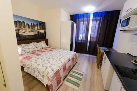 Сдается 1-комнатная квартира посуточно в Одинцове, Триумфальная улица, 1.