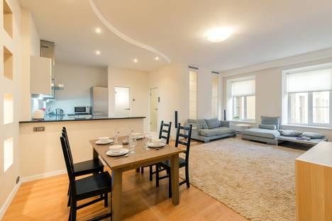 Сдается 3-комнатная квартира посуточно в Санкт-Петербурге, Фурштатская улица, 20.