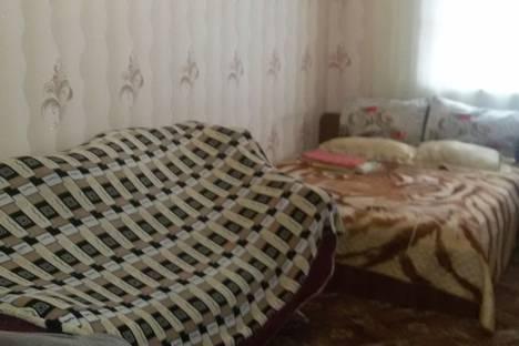 Сдается 1-комнатная квартира посуточно в Иркутске, Байкальская улица, 216А/3.