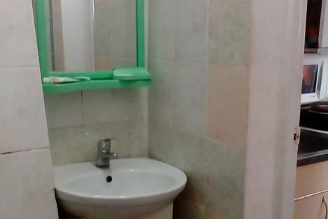 Сдается 1-комнатная квартира посуточно в Гурзуфе, улица Строителей, 1.