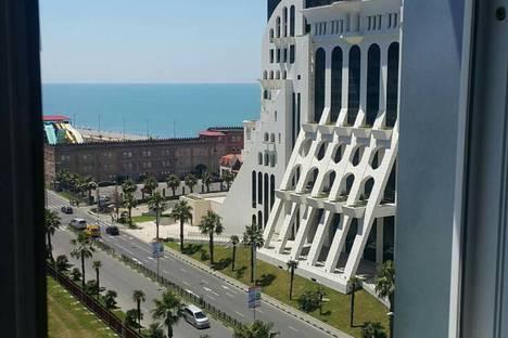 Сдается 3-комнатная квартира посуточно в Батуми, Batumi, Sherif Khimshiashvili Street 17.