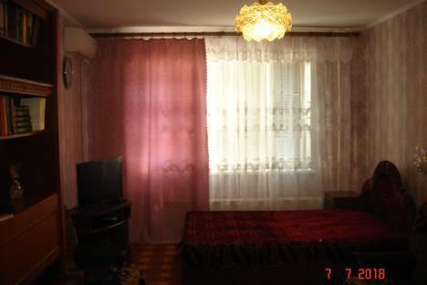 Сдается 1-комнатная квартира посуточно в Щёлкине, дом 44-а.