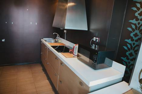 Сдается 2-комнатная квартира посуточно в Домодедове, Каширское шоссе, 91.