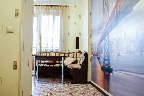 Сдается 1-комнатная квартира посуточнов Балашихе, Балашихинское шоссе, 10.