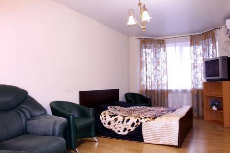 Сдается 1-комнатная квартира посуточно в Краснодаре, Кубанская улица, 47.