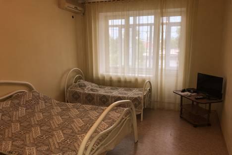 Сдается 1-комнатная квартира посуточно в Анапе, улица Терская, 40.