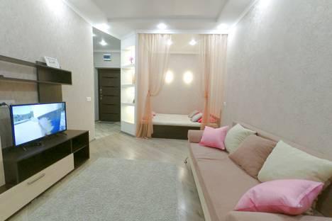 Сдается 1-комнатная квартира посуточно в Краснодаре, улица Героя Сарабеева 5 корпус 1.