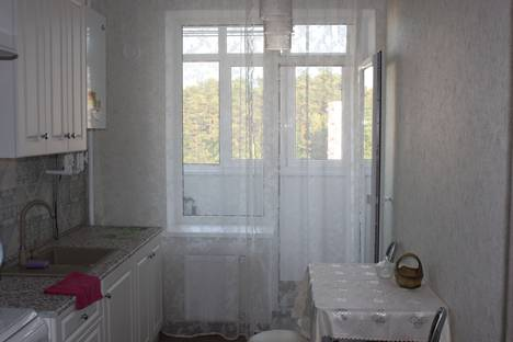 Сдается 1-комнатная квартира посуточно в Светлогорске, проезд Майский 10.