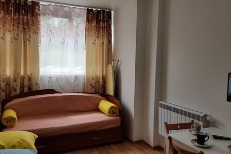 Сдается 1-комнатная квартира посуточно в Люберцах, улица Весенняя.