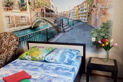 Сдается 1-комнатная квартира посуточно, Карякинская улица, 41.