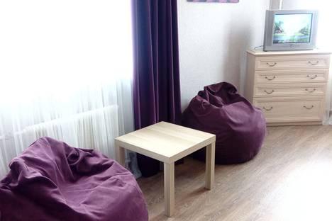 Сдается 1-комнатная квартира посуточно в Рыбинске, улица Глеба Успенского, 7А.