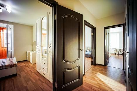 Сдается 2-комнатная квартира посуточно в Чебоксарах, Московский Проспект 19к6.