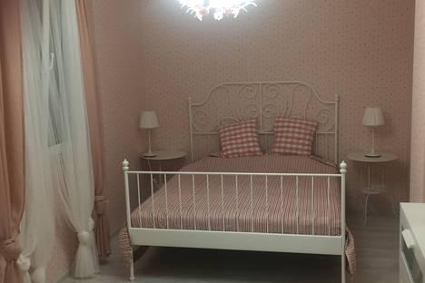 Сдается 2-комнатная квартира посуточно в Краснодаре, улица Буденного 129.
