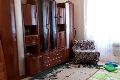 Сдается 1-комнатная квартира посуточно в Новом Уренгое, ул. Юбилейная 1Д.
