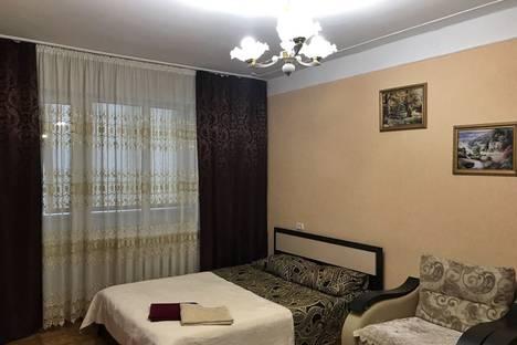 Сдается 1-комнатная квартира посуточно во Владикавказе, ул Московская.