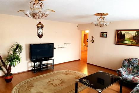 Сдается 5-комнатная квартира посуточно в Рязани, татарская 33.
