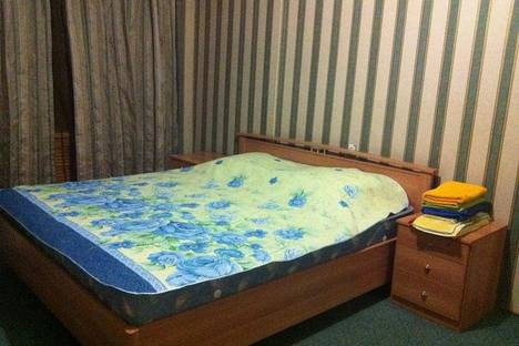 Сдается 2-комнатная квартира посуточно в Хабаровске, ул. Ким-Ю-Чена 43.