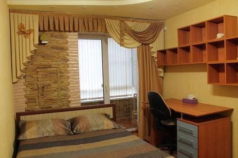 Сдается 2-комнатная квартира посуточно в Хабаровске, Некрасова 55.