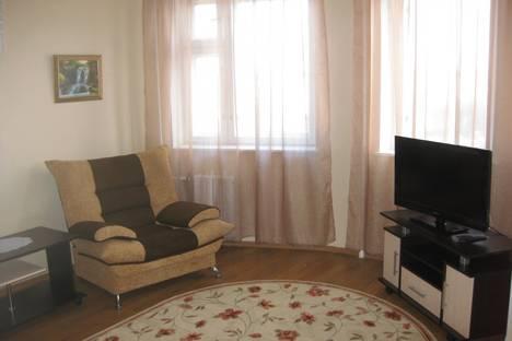 Сдается 2-комнатная квартира посуточно в Иванове, ул.Куконковых д.154.