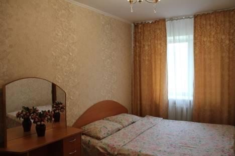 Сдается 3-комнатная квартира посуточно в Барнауле, Ленина 109.