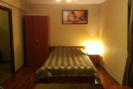 Сдается 1-комнатная квартира посуточнов Санкт-Петербурге, проспект Шаумяна, 34.