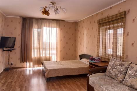Сдается 1-комнатная квартира посуточно в Тюмени, М.Горького 68.