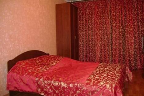 Сдается 2-комнатная квартира посуточно в Хабаровске, Ленина 76.