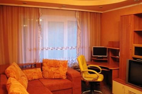 Сдается 2-комнатная квартира посуточно в Хабаровске, Пушкина 22.